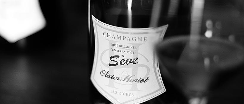 Olivier Horiot Champagner