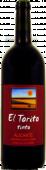El Torito Tinto 1,0 l DO 2015 (im 6er Karton)