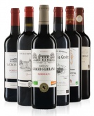 Großes Bordeaux Paket