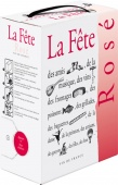 LA FÊTE Rosé Bag in Box 3l