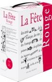 LA FÊTE Rouge Bag in Box 3l