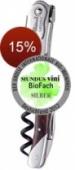 Probierpaket Biorotwein Silber Mundus Vini BioFach (6 x 2 Flaschen)