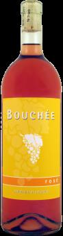 Bouchée Rosé VdP 2016 1 Liter (im 6er Karton)