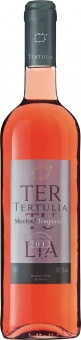Tertulia Rosado Merlot-Tempranillo 2016 (im 6er Karton)