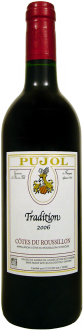 Côtes du Roussillon Tradition AOC (im 6er Karton)