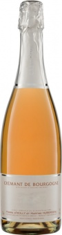 Crémant Rosé de Bourgogne AOC d´Heilly-Huberdeau (im 6er Karton)