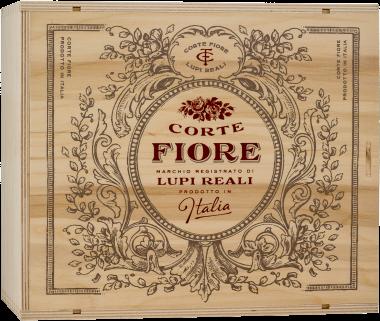 Corte Fiore Rosso da Uve in Appassimento 2019 Holzkiste Passione Natura