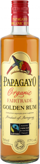 Papagayo - Golden Rum Fairtrade 0,7 l