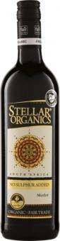 Merlot 2019 Stellar Organics ohne SO2-Zusatz (im 6er Karton)