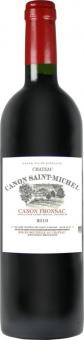 Château Canon St. Michel Canon-Fronsac AOC 2010  (im 6er Karton)