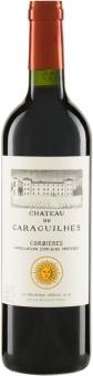 Château de Caraguilhes Rouge Corbières AOP 2019 Château de Caraguilhes (im 6er Karton)