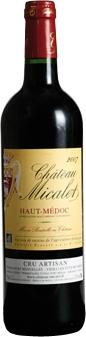 Château Micalet Haut-Médoc AOC 2017 (im 6er Karton)