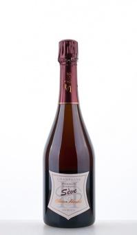 Oliver Horiot Cuvée Sève Rosé de Saignée 2009 Extra Brut