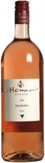 Dornfelder Rosé lieblich QW 2016 1l Hemer (im 6er Karton)