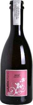 Rosato Frizzante IGP 0,375l La Jara (im 6er Karton)
