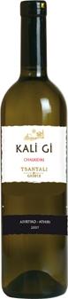 Kali Gi Weiß Chalkidiki ggA 2018 Tsantali (im 6er Karton)