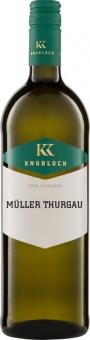 Müller-Thurgau lieblich QW 2018 1l Knobloch (im 6er Karton)