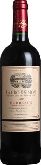 La Croix Simon Bordeaux Rouge AOP 2017 (im 6er Karton)