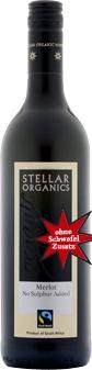 Merlot 2019 Stellar Organics (im 6er Karton)