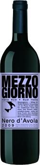 Nero d´Avola MEZZOGIORNO IGT 2018 (im 6er Karton)
