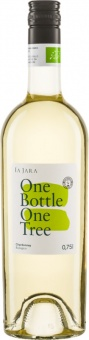 ONE BOTTLE ONE TREE Chardonnay Veneto IGT 2019 La Jara (im 6er Karton)