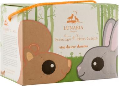Pecorino-Pinot Grigio 2018 Bag in Box 2x2l Lunaria