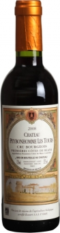 Château Peybonhomme-Les-Tours Cru Bourgeois AOC 2017 0,375 (im 6er Karton)
