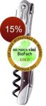 Probierpaket Bioweißwein Gold Mundus Vini BioFach (6 x 2 Flaschen)