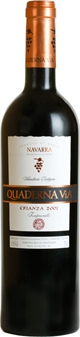 Quaderna Via Crianza Navarra DO 2015 (im 6er Karton)