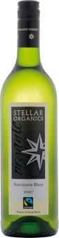 Sauvignon Blanc 2019 Stellar Organics