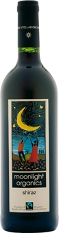 Shiraz-Cabernet Sauvignon Moonlight 2019 Stellar Organics (im 6er Karton)