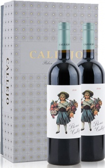Weingeschenk Flores de Callejo