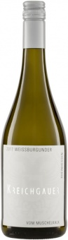 Weißer Burgunder Vom Muschelkalk QbA 2016 Kreichgauer (im 6er Karton)