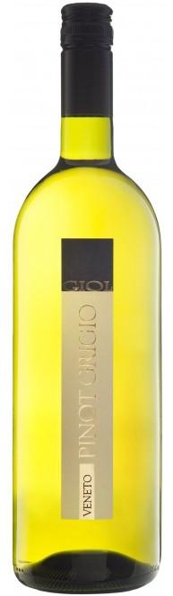 Pinot Grigio Literflasche Einweg 2016 (im 6er Karton)