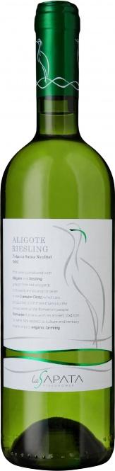 Aligote-Riesling La Sapata 2015 (im 6er Karton)