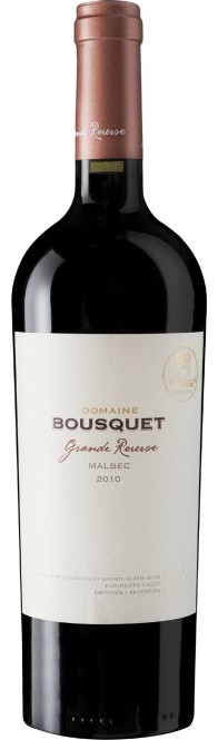 Malbec Grande Reserva Jean Bousquet 2013 (im 6er Karton)