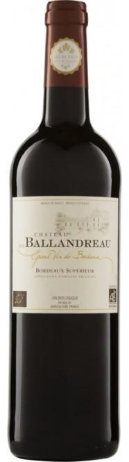 Château du Ballandreau Bordeaux Supérieur AOP 2015 (im 6er Karton)