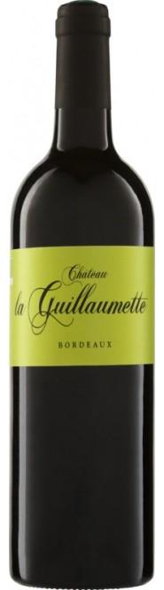 Château La Guillaumette Bordeaux Rouge AOC 2015 (im 6er Karton)