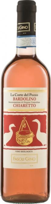 Bardolino Chiaretto 'Corte del Pozzo' DOC 2020 Fasoli (im 6er Karton)