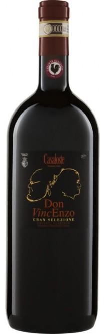 Don Vincenzo Gran Selezione DOCG 2009 Magnum HK Casaloste