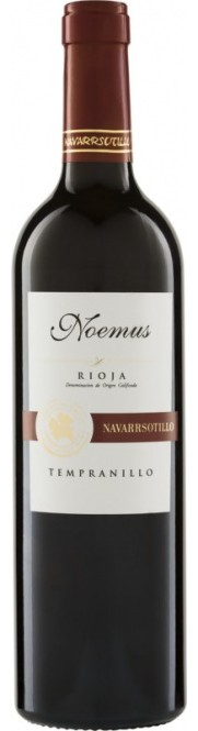 Noemus Rioja Tinto D.O.Ca. 2018 Navarrsotillo (im 6er Karton)