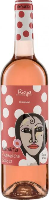 Antoñita Puñuelos Rosado Rioja D.O.Ca. 2018 Navarrsotillo (im 6er Karton)