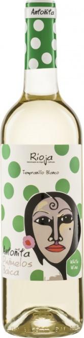 Antoñita Puñuelos Blanco Rioja D.O.Ca. 2018 Navarrsotillo (im 6er Karton)