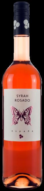 Syrah Rosado DO 2016 (im 6er Karton)