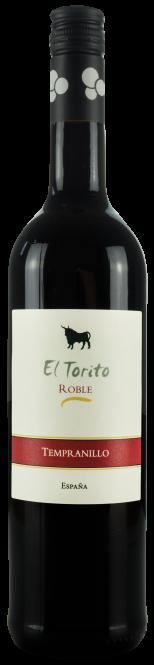 El Torito Roble DO 2017 (im 6er Karton)