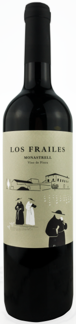 Los Frailes Monastrell DO 2016 (im 6er Karton)