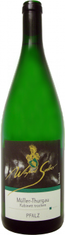 Müller-Thurgau trocken QbA Pfalz 2016 1 Liter (im 6er Karton)