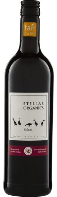 Shiraz 2018 Stellar Organics (im 6er Karton)