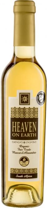Muscat Heaven on Earth 0,375l Stellar Organics (im 6er Karton)