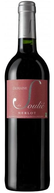 Domaine des Soulié Merlot 2015 (im 6er Karton)